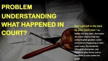 No interpreter, no justice in PA courts?