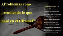 Sin intérprete y ¿sin justicia en cortes de PA?