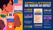 Afro-Latinos are a major reason why the Latino cohort as a whole has major economic effects. Graphic: Hispanic Star