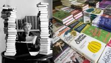 El títulooriginal de la novela más leída de Christie proviene de una nana racistamuy popular en su día.Photo: Getty Images / RFI