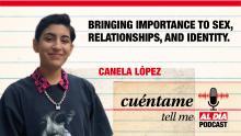 Canela Lopez for Cuentame