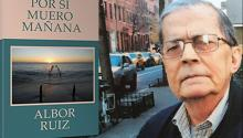 Journalist and poet Albor Ruiz. Photo: Courtesy of Albor Ruiz