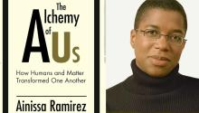 Ainissa Ramirez, author of Alchemy of Us, and the SpaceX Demo-2 mission. Photo: YouTube