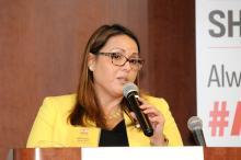 Brenda Marrero was honored as part of AL DÍA's 2018 Top Lawyers Forum. Photo: Peter Fitzpatrick/AL DÍA News.