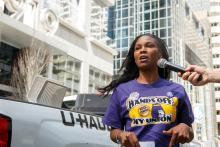 Employee files a claim against LAZ Parking Philadelphia for unfair unemployment. Photo:32 Bj