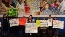 Mothers at Berks family detention camp launch work strike (Updated)