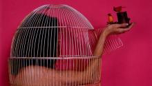 'Heroines III', de 2007. Una obra de la venezolana Amalia Caputo que podrá verseenHerland. Photo: MOLAA.