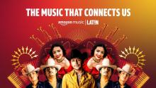 By tackling the regional label the aim is to exploit the other side of music enjoyed by many Latinos. PHOTOGRAPHY: Amazon Music Latin