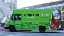 Amazon Puts New Grocery Customers On A Wait-List As Demand Continues To Grow