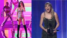 Selena Gomez and Taylor Swift, friends and winners in the AMAs 2019, a historic gala.