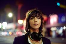 Ana Lily Amirpour at the Sitges 2021 Fantastic Film Festival.