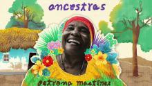 """Cover of Petrona Martinez's new album, """"Ancestras""""."""
