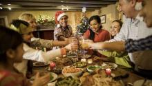 The Hispanic community has rich and diverse traditions to celebrate the end of the year, and receive a new cycle. Photo: iStock.