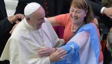 Visita papal: Un encuentro entre argentinos