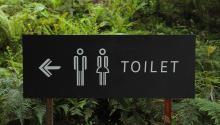 No ir al baño correctamentepuede cambiar tu humor. Foto:Hafidz Alifuddin