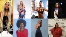 Ivy Queen, Amara la Negra, Rude Girl (La Atrevida), La Factoría, Nicol Franco, Goyo de Chocquibtown, y La Hill.