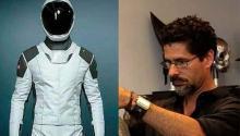 José Fernández, creador de los trajes Starman de SpaceX. Foto: La Silla Rota.