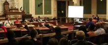 Participe en foros sobre presupuesto de la ciudad