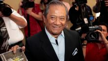 Armando Manzanero was a Mexican Mayan musician, singer, composer, actor and music producer, widely considered the premier Mexican romantic composer. Photo: RTVE