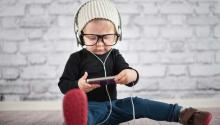 Toddlers might soon start tweeting and blogging
