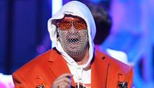 Bad Bunny has COVID. Photo: Getty Images