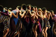 Ballet Hispánico en 'Tiburones' Foto de Paula Lobo.