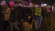 March against Trump in Minnesota, November 2016. Photo: Wikimedia