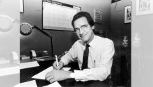 Manuel de DiosUnanue, former editor of El Diario-La Prensa, the oldest Spanish-language daily paper in the country, killed by Colombian drug capos back in 1992.