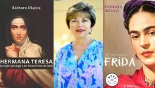 Barbara Mujica, novelist and Spanish Golden Age Literature professor at Georgetown University.