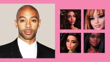Mattel has teamed up with Beyonce's make-up artist to create more diverse Barbies.Photo: Cosmopolitan