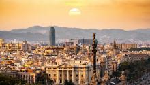 El cineastaretrató perfectamente la esencia de Barcelona. Foto:Aleksandar Pasaric