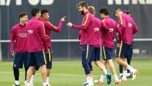 China promete ser campeón mundial mientras que Barcelona desentona