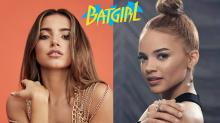 Latinas Isabela Merced and Leslie Grace compete for the role of Batgirl. Courtesy of noticine.com.