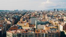 Es posiblevisitarlos mejoreslugaresde Barcelona sin pagarun euro porello. Foto:Erwan Hesry