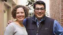 Beatriz and Jose Garcesstarted the GarcesFoundation in 2012. Samantha Laub / AL DÍA News