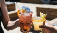 La bebidapretende ser una alternativa al consumo de bebidas azucaradas. Foto:Burst