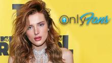 Bella Thorne has come under scrutiny after misleading pictures on OnlyFans Photo: Getty Images