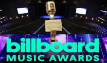 Billboard Music Awards 2021 poster.