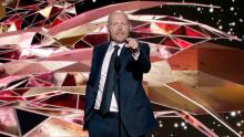 Bill Burr hosted the 2021 Grammys pre-show and caused controversy for his jokes.