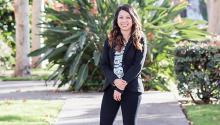 Entrepreneur Adriana Alejandre launched Latinx Therapy in April 2018. Photo: Courtesy of Adriana Alejandre.