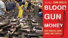 Blood Gun Money es una exhaustiva investigación realizada por elperiodista británico Ioan Grillo sobre la simbiosis entre el mercado de la droga y el de las armas.