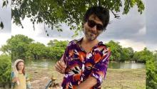 Simón Mejías pasó 6 días viajando por el Pacífico colombiano y conociendo a sus guardianes.Photo: Shock.