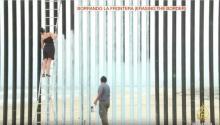 Erasing the border through art