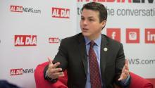 U.S. Congressman Brendan Boyle. Samantha Laub / AL DÍA News