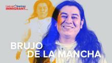 Brujo de La Mancha, Executive Director of Ollin Yoliztli Calmecac. Photo: Samantha Laub / AL DÍA News