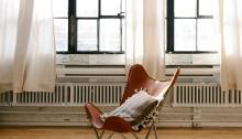 La temperatura de tu hogar debería ser diferentedurante el día y la noche. Foto:Breather