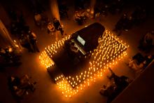 Candlelight Barcelona concert. File image.