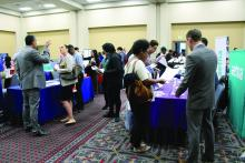 The ALDÍA Philadelphia Diverse City Career Fair will aim to show better reflection of the city's market. Photo: AL DÍA Archives