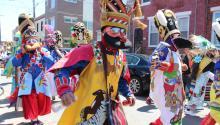 Creciendo con sangre carnavalera en Filadelfia