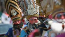 Carnavaleros podrían abrir el próximo desfile de los Mummers